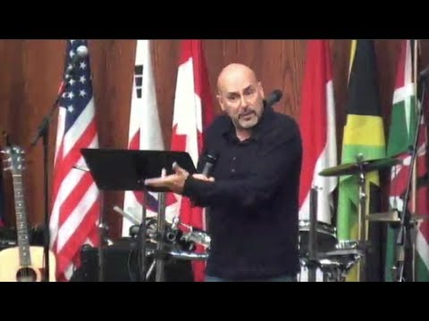 World Evangelization Conference - Michael Frost