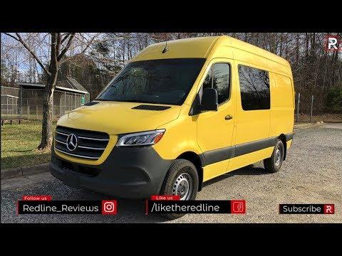 """The 2020 Sprinter 2500 Is The """"Mercedes-Benz"""" Of Big Cargo Vans That Hauls Your Junk"""