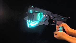 Introducing Cerevo's first interactive smart toy, DOMINATOR from th...