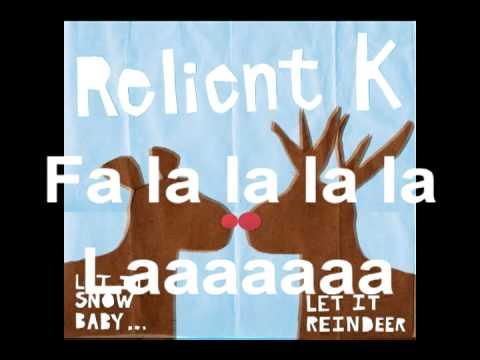 Relient K- Deck the Halls [Lyrics] [HQ}