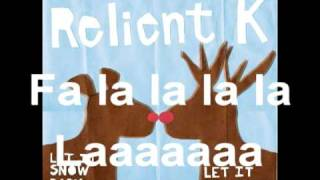 Watch Relient K Deck The Halls video
