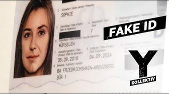Fake ID - Wie die Künstler des Peng Kollektivs Reisepässe manipulierten