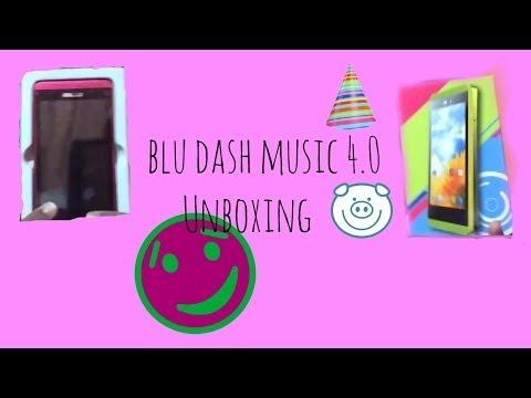 Blu Dash Music 4.0