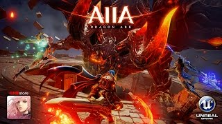 AIIA (아이아) - lvl 1~20 All Classes Gameplay - CBT - Mobile - F2P - KR
