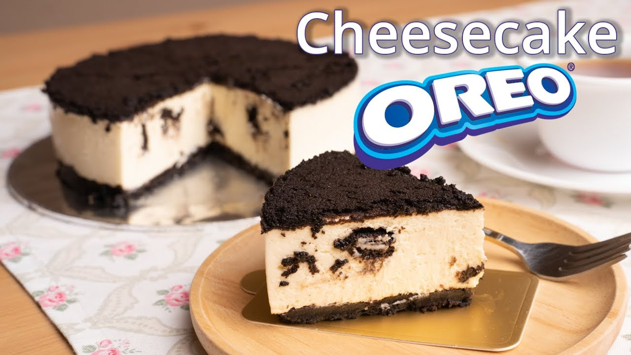 Here S How To Make This Delicious No Bake Oreo Cheesecake That S Perfect For Oreo Lovers Johor Foodie