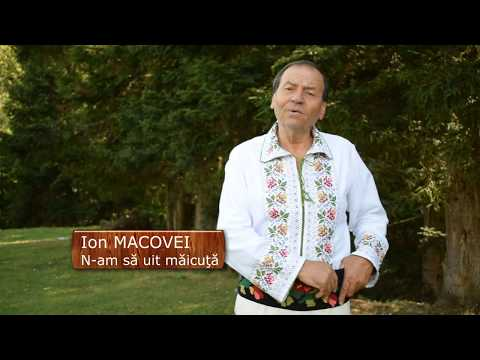 Ion Macovei - N-am sa uit maicuta Videoclip
