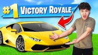 I Gave my 16 Year Old Little Brother FaZe Jarvis a Lamborghini