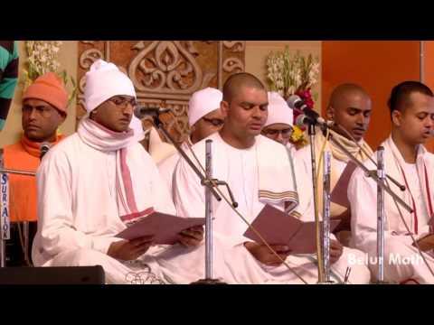 Nasadiya Suktam Chanting on Swamiji