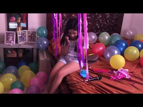 Birthday Surprise :: First Vid :: VLOG 1