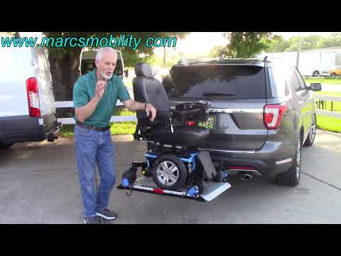 Harmar AL500 Mobility Power Chair Electric Lift