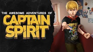 Captain Spirit: A Prequel for Life is Strange 2