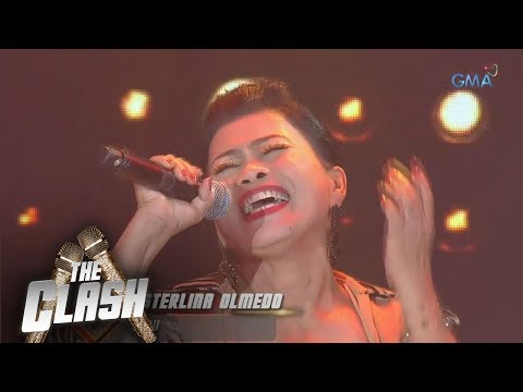 The Clash: Esterlina Olmedos epic version of Ako ang Nagwagi | Top 12