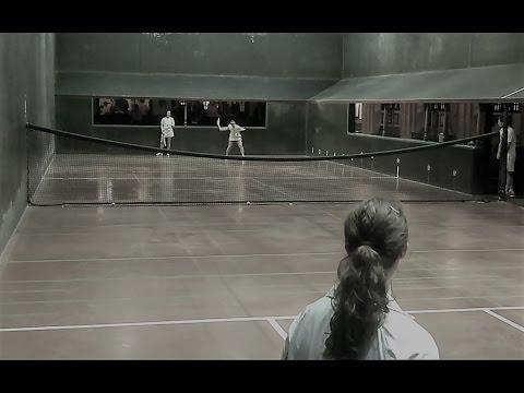 Ladies Real Tennis British Open 2017 - Day 4:- Semi Finals