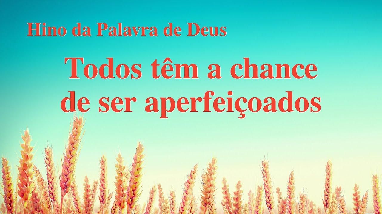 """Música gospel em português """"Todos têm a chance de ser aperfeiçoados"""""""