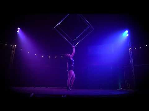 Spinning Cube - Alyssa Morar - Circus Kirkus