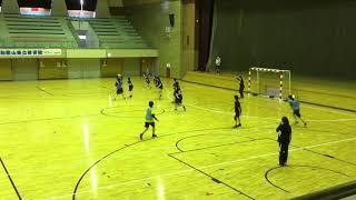 2019年春合宿10分ゲーム vs奈良女