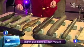 LITÓFONOS - Concierto - Lithophones
