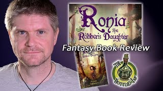 Ronia: The Robbers Daughter by Astrid Lindgren -  Fantasy Book Review YouTube Videos