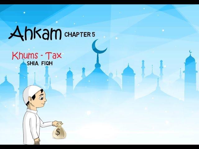 Zakah and Khums