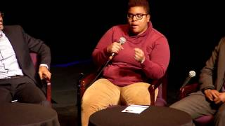 Ta-Nehisi Coates hosts community conversation - February 25, 2015