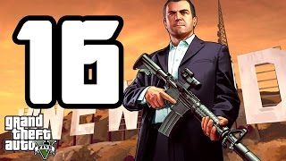 ► GTA 5 | #16 | Grove Street! | CZ Lets Play / Gameplay [1080p] [PC]