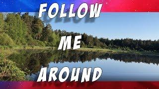 Follow me around - kein toter Mann im See - Clickbait Röhre und seltsame Gebäude im Wald