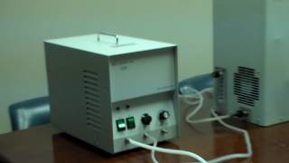 How to Hook up Oxygen Generator to MP Series