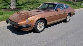 1981 Nissan 280zx for sale test drive
