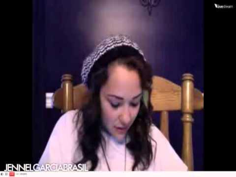 Jennel Garcia Twitcam - 5 de Outubro de 2013