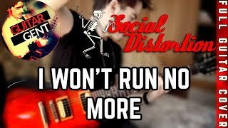 Watch Social Distortion I Wont Run No More Bonus Track video
