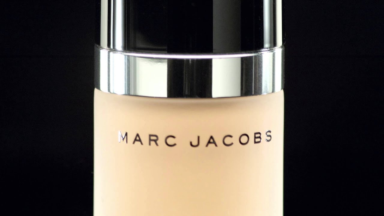 Remarcable Full Cover Foundation Marc Jacobs Beauty Make Over Ultra Liquid Matt 33 Ml New Concentrate