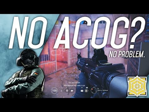 Rainbow Six Siege kill montage [Operation Blood Orchid] {Song in description}