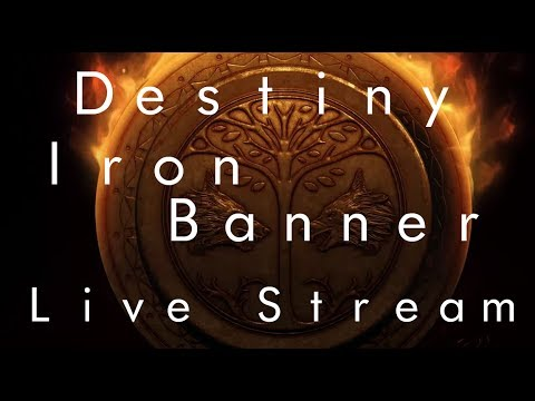 destiny age of triumph : iron banner surpremacy - youtube