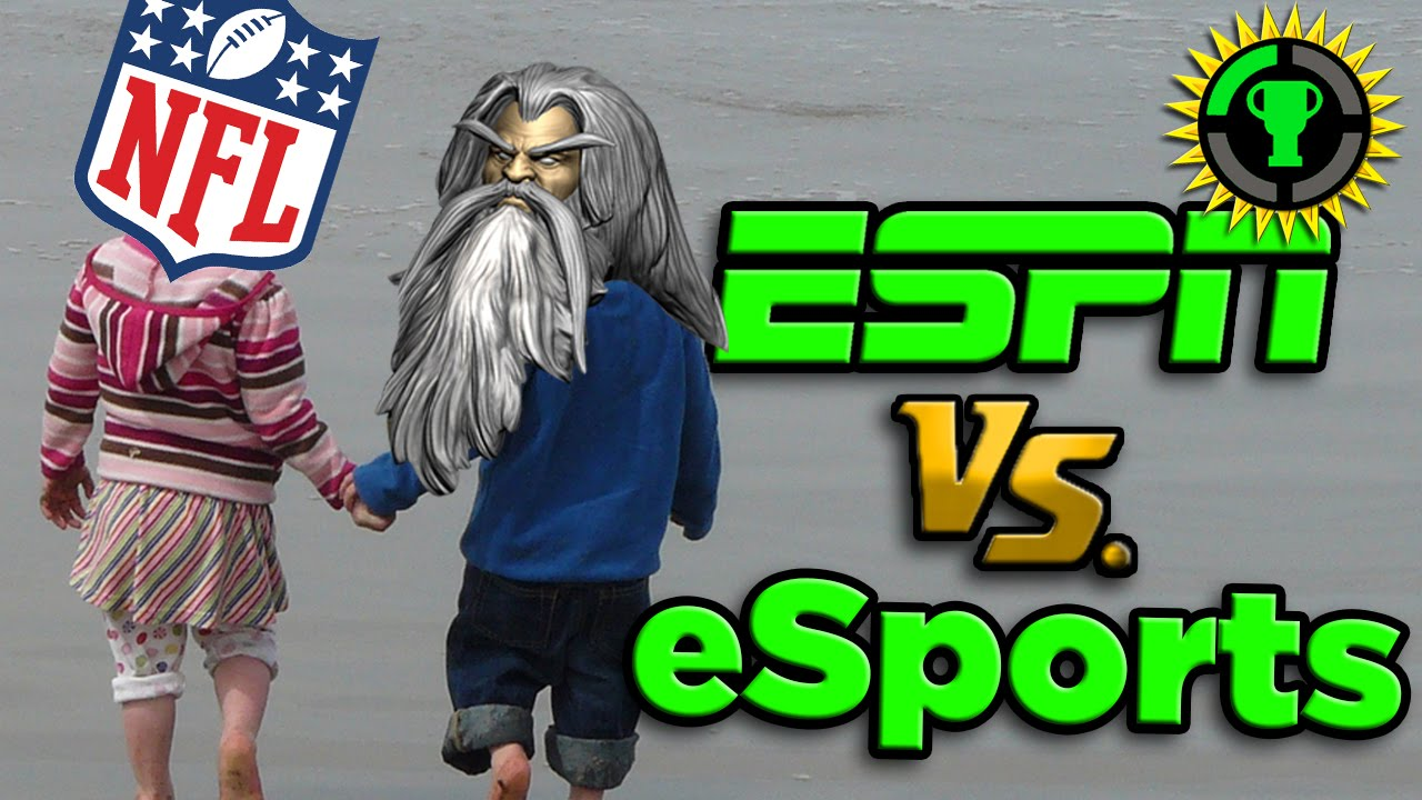 Game Theory: Why ESPN is WRONG about eSports