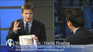 New Breakthroughs in Hearing Aid Technology - Weston Harris