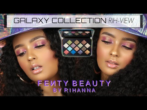 Fenty Beauty Galaxy Holiday Collection RIH-view: In-depth + Honest!