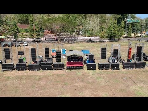 Parade Sound System Tulungagung Jawa Timur Juli 2018