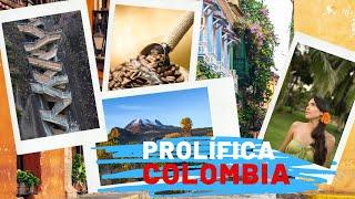 Lo que no sabes de COLOMBIA