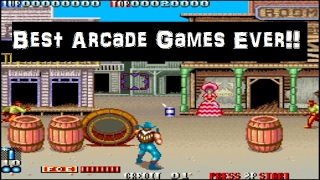 BEST ARCADE GAMES Pt.1