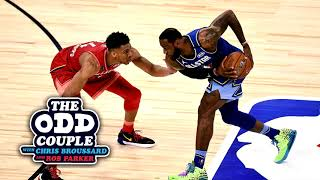 Chris Broussard & Rob Parker React to the NBA All-Star Game & Dunk Contest