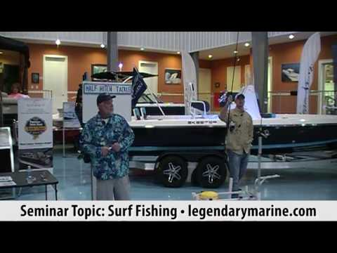 Gulf Coast's Sportsman Seminar Series: February - Surf Fishing