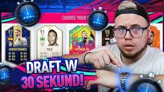 FIFA 19 | DRAFT W 30 SEKUND!