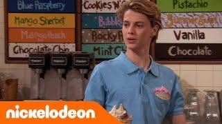 Il Mitico Campo Estivo | Jace Norman e JoJo Siwa in gelateria | Nickelodeon
