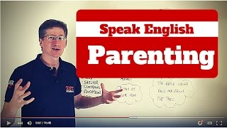 English Speaking Lesson: Good Vs. Bad Parenting [ESL Worksheet Download]