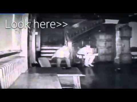 Fantasma en el Palacio Stanley en inglatera, fimado por Sefton Paranormal