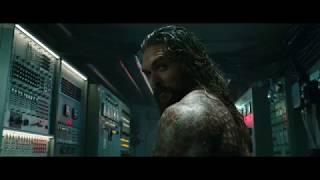 Aquaman 2018 - action scene
