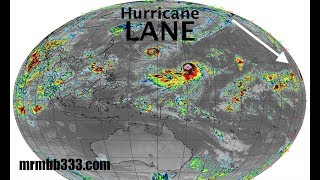 Download Video Now a CAT 4 Hurricane Lane is changing direction - In this video we see why! MP3 3GP MP4