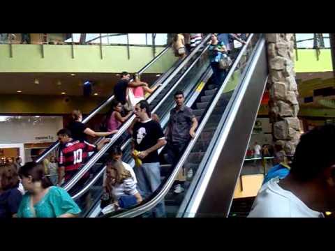 Eco Solutions - Manauara Shopping Mall Manaus Amazon Brazil.