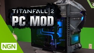 "PC Mod - AMAZING Titanfall 2 ""Ion"" Rig!"