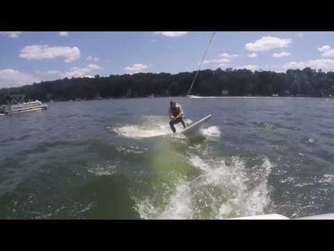 DIY Hydrofoil Board...3rd Modification